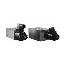 KOMPASS康百世叠加阀 MFSP,MFST,MFSA,MFSB-02,03系列电磁溢流阀 压力补偿型