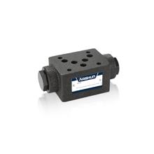 ASHUN油顺叠加阀 MPCDV系列释压型叠加式液控单向阀
