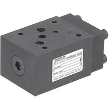7OCEAN七洋叠加阀 MBP-03系列叠加式液控单向阀(平衡阀专用之安全阀)